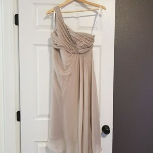 Biscotti Bridesmaid Dress from David's